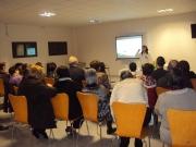 Conferencia de Ciencia en Cofita. Semana cultural